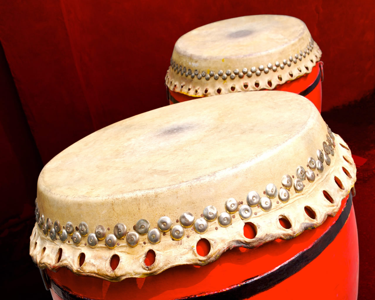 Chines Drums